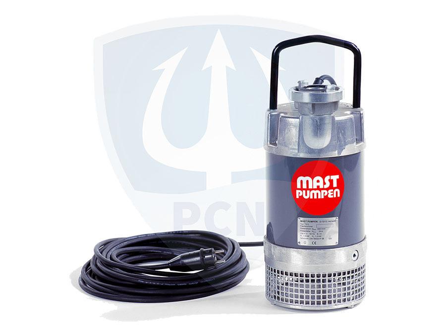 Mast Tauchpumpe T 6 L 230 V 660 l/min