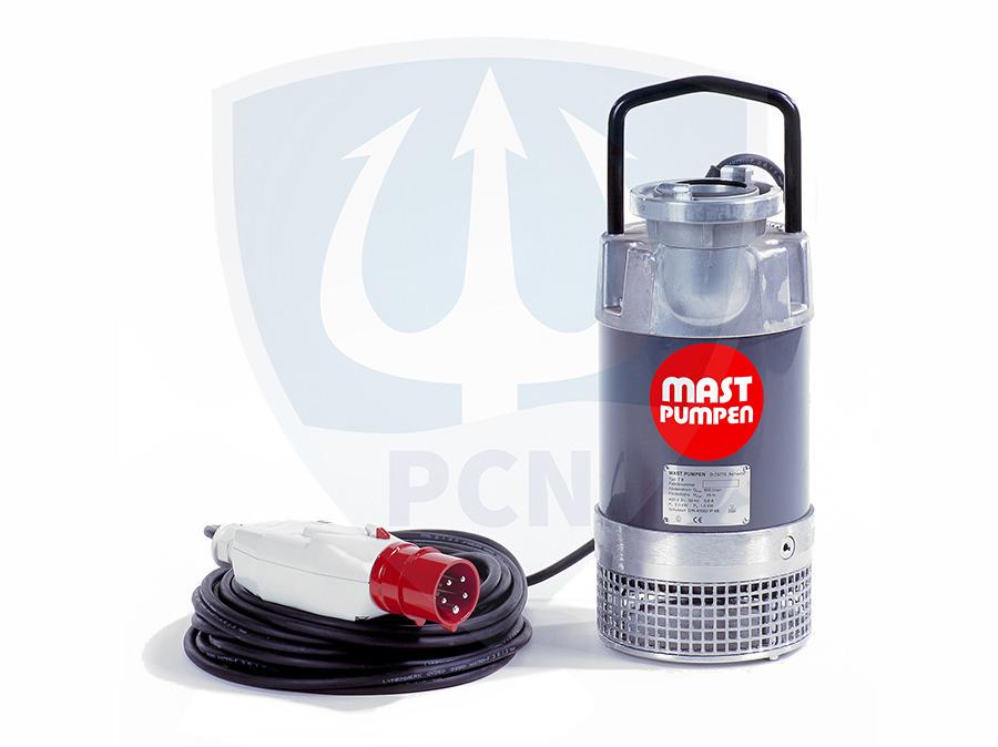 Mast Tauchpumpe T 6 400 V 660 l/min