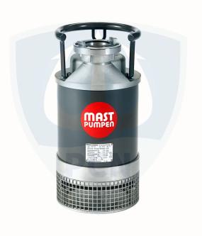 Mast Feuerwehrtauchpumpe TP8-1N- 400V-3,3kW- 1350L/min.