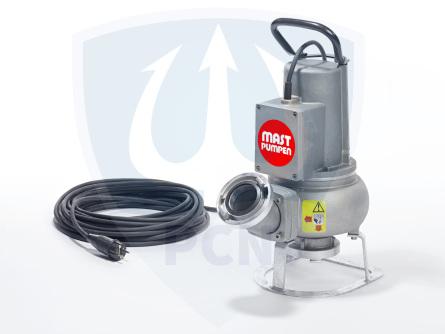 Mast Abwassertauchpumpe ATP15L 230V