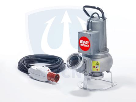 Mast Abwassertauchpumpe ATP15 230V