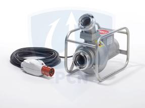 Mast Abwassertauchpumpe ATP15R 400V mit einer Foerderleistung von bis zu 1600 litern pro Minute in Rohrrahmenausfuehrung