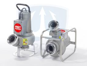 Reparatursaetze und Ersatzteile Mast Abwassertauchpumpe ATP 10L-R Uebersicht
