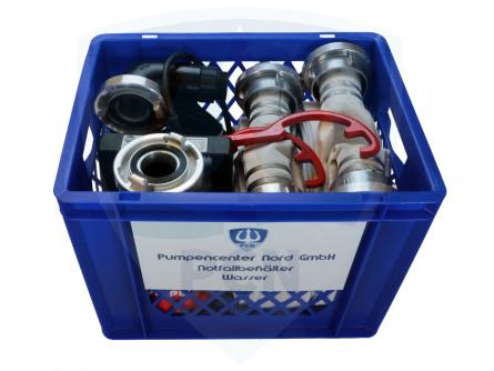 Notfallbehaelter Wasser Premium 3 gepackt