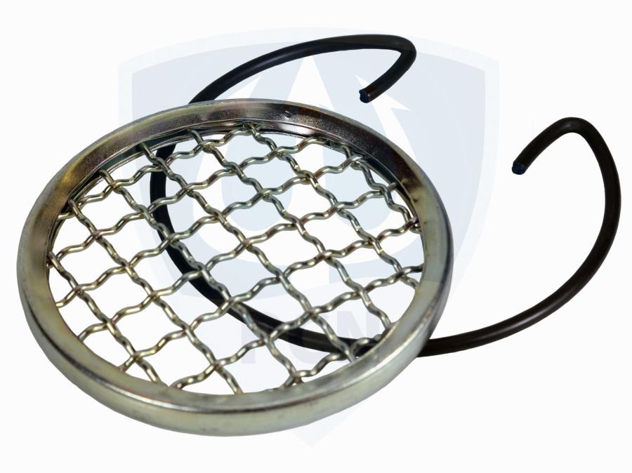 Mast Feuerwehrtauchpumpe TP4-1 DIN 14425 Flachsaugsieb mit Sicherungsring