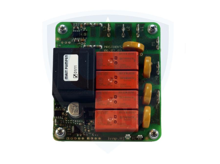 Mast Feuerwehrtauchpumpe TP8-1N DIN 14425 Motorelektronik