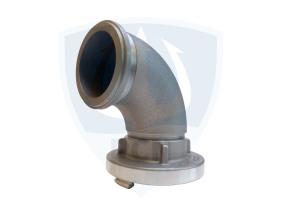 Mast Abwassertpumpe ATP 15-R  Auslaufbogen 90°