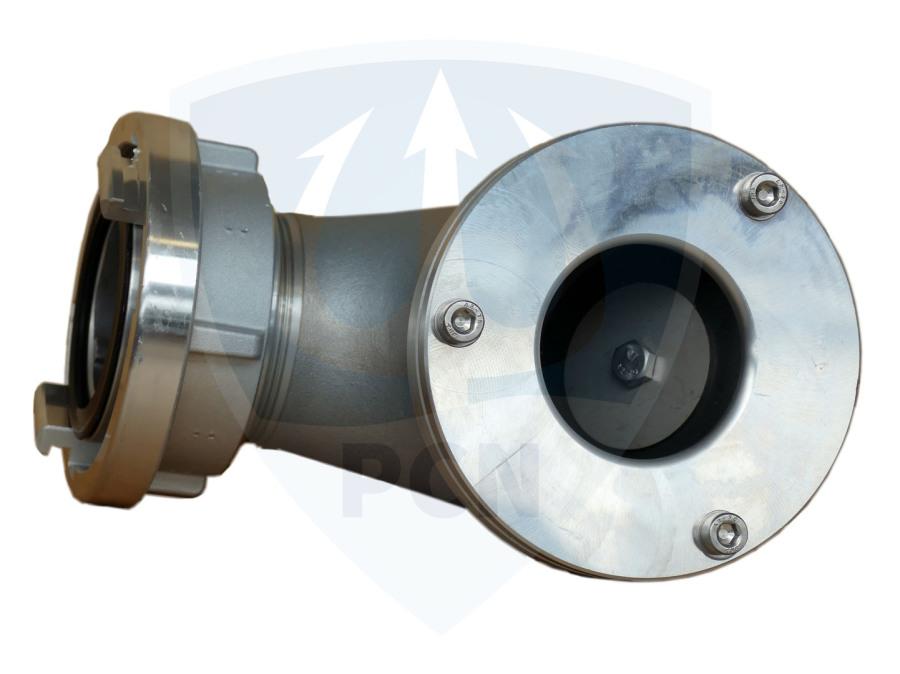 Kellersaugkorb Mast ATP 10 und ATP15 mit Rückschlagklappe- Storz B/C- 65mm Durchgang