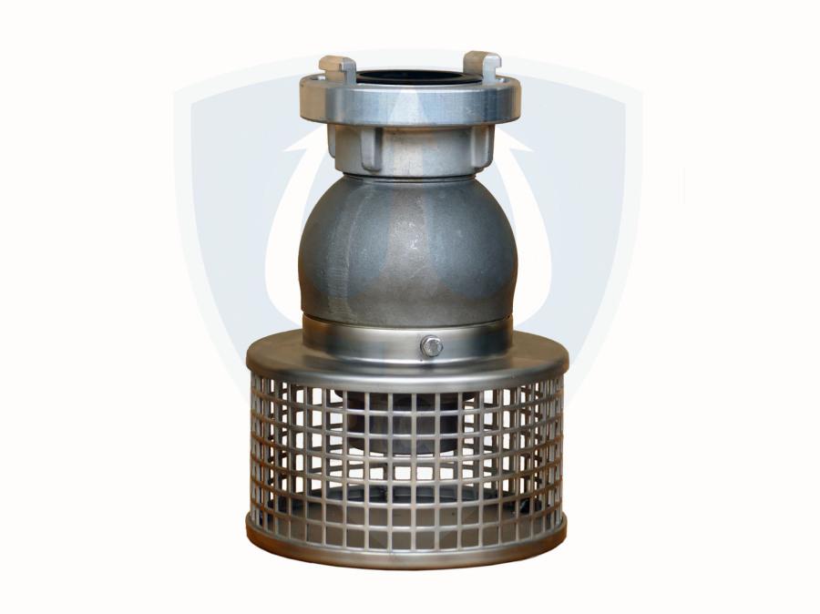 Saugkorb Mast NP mit Kugel- Storz C- 10mm Durchgang