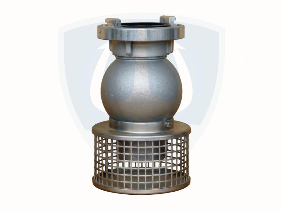 Saugkorb Mast NP mit Kugel- Storz B- 10mm Durchgang
