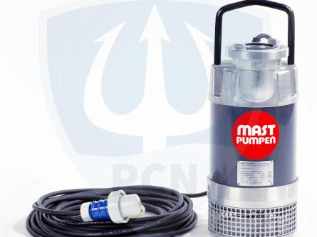 Mast Feuerwehrtauchpumpe TP4-1- 230V-1,8kW- 780L/min.
